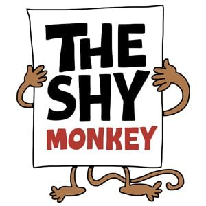the shy monkey